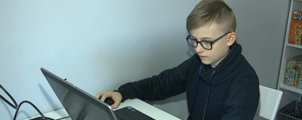 Юний програміст із Сумщини переміг в конкурсі на кращу комп'ютерну гру, фото-1