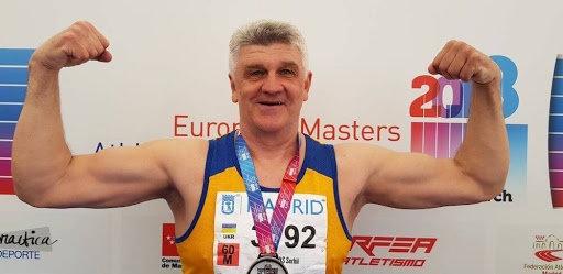 Спортсмен із Сумщини став легкоатлетом року в Україні, фото-1