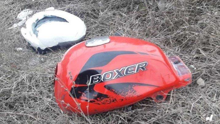 На Сумщині розбився 17-річний мотоцикліст, фото-2