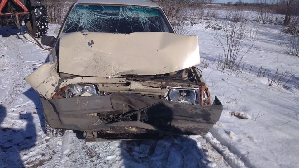 На Сумщині у ДТП травмувалися водій та двоє пасажирів, фото-3