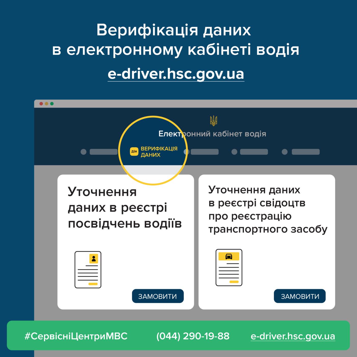 Що робити, якщо ваше посвідчення водія чи свідоцтво про реєстрацію транспортного засобу не відображається в застосунку «Дія»?, фото-1