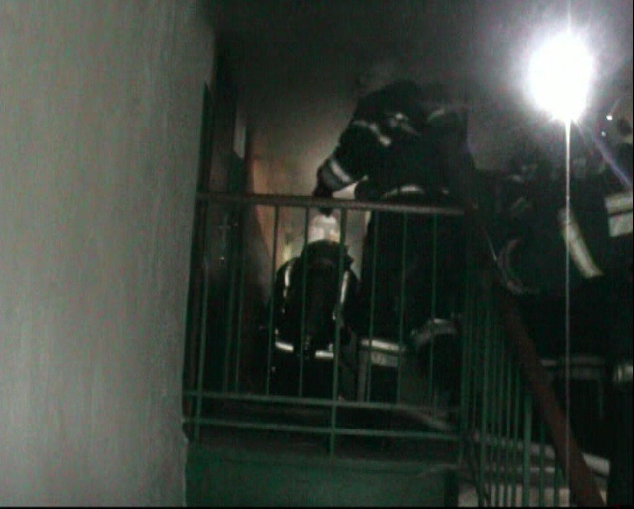 На Сумщині під час пожежі врятували жінку , фото-1