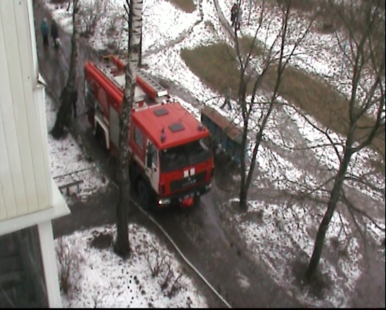 На Сумщині під час пожежі врятували жінку , фото-2