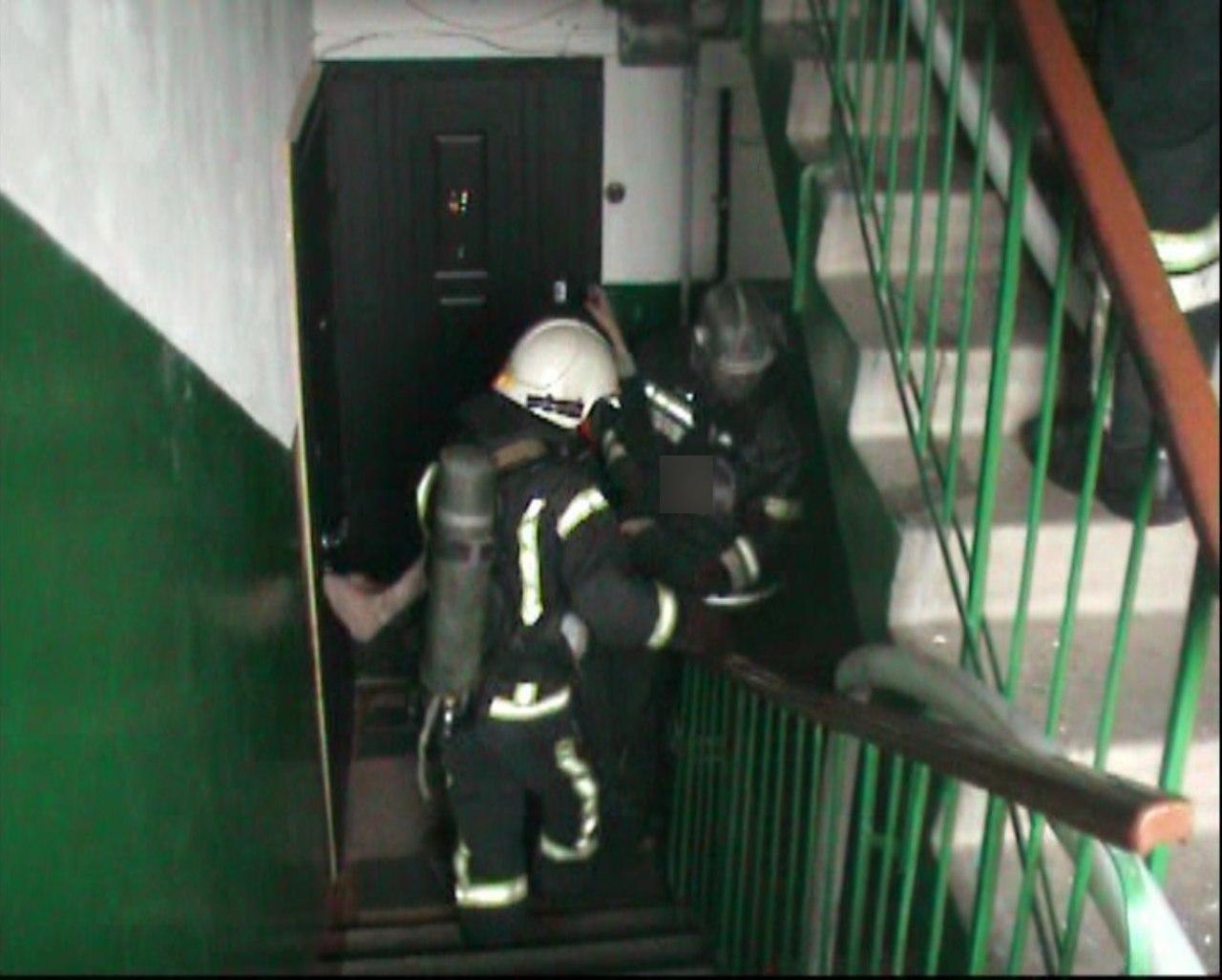 На Сумщині під час пожежі врятували жінку , фото-4