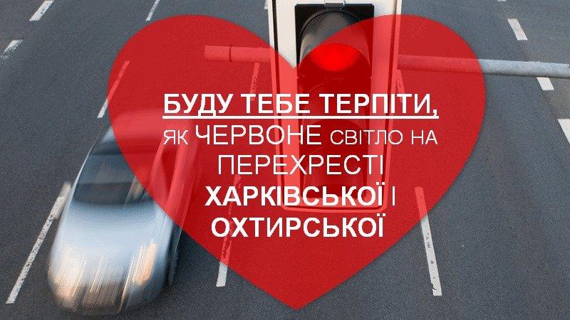 «Валентинки по-сумськи»: сумчани зізналися у коханні місту, фото-9