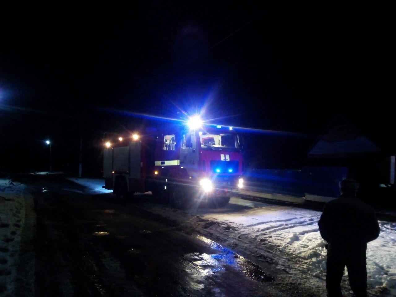 На Сумщині рятувальники ліквідували загоряння житлового будинку, фото-4