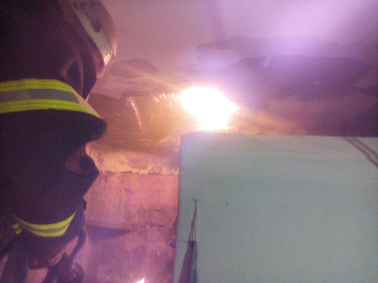 На Сумщині рятувальники ліквідували загоряння житлового будинку, фото-3