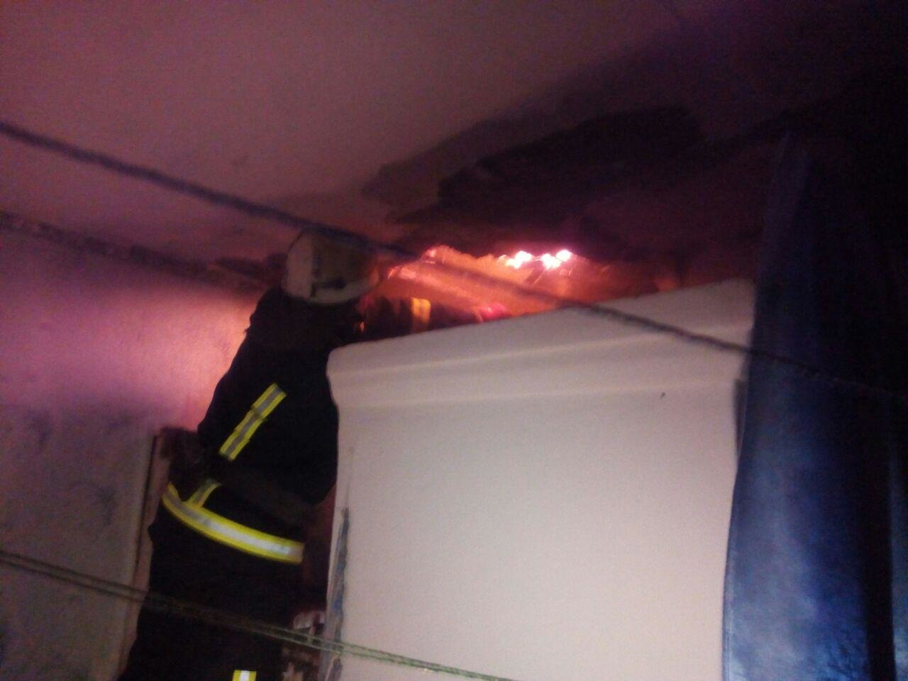 На Сумщині рятувальники ліквідували загоряння житлового будинку, фото-2