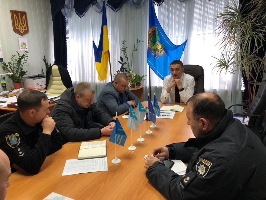 На Сумщині обговорюють запровадження проєкту «Поліцейський офіцер громади», фото-1