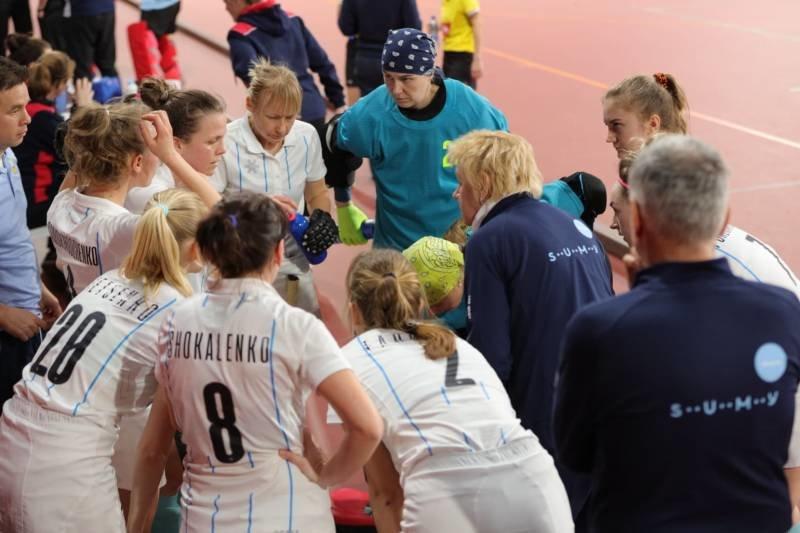 Сумські хокеїстки з бронзою кубка європейських чемпіонів, фото-4