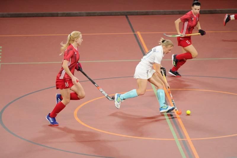 Сумські хокеїстки з бронзою кубка європейських чемпіонів, фото-5
