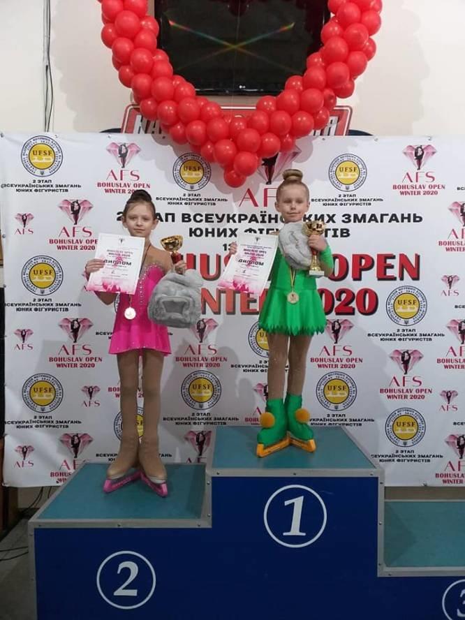 Сумські фігуристи продовжують збирати медалі, фото-4