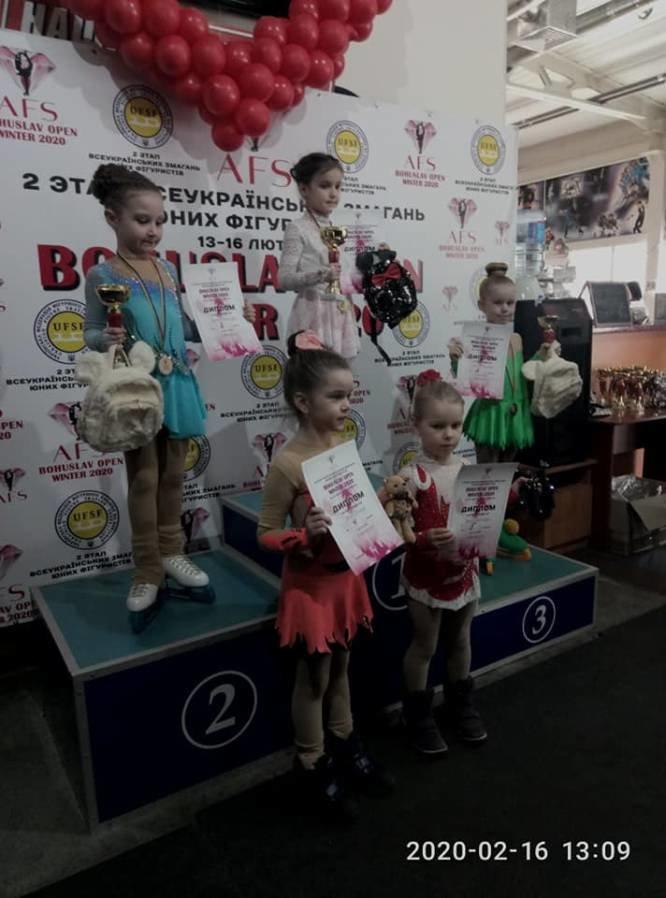 Сумські фігуристи продовжують збирати медалі, фото-3