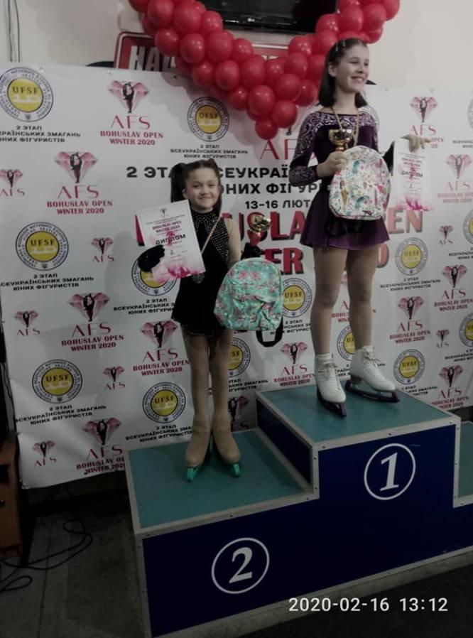Сумські фігуристи продовжують збирати медалі, фото-2