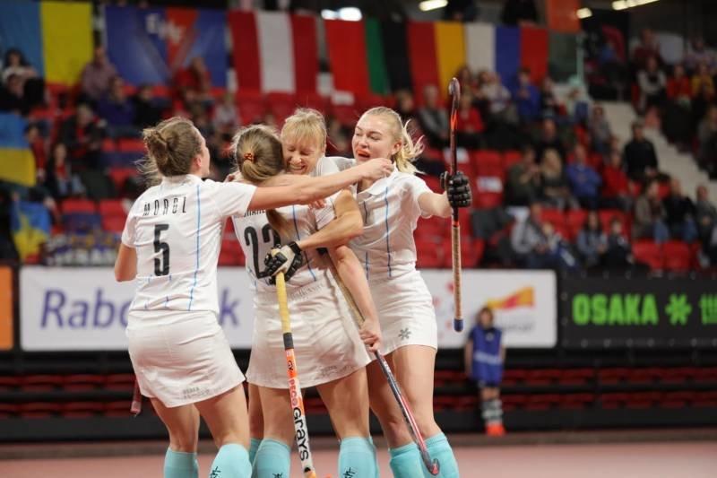 Сумські хокеїстки з бронзою кубка європейських чемпіонів, фото-6