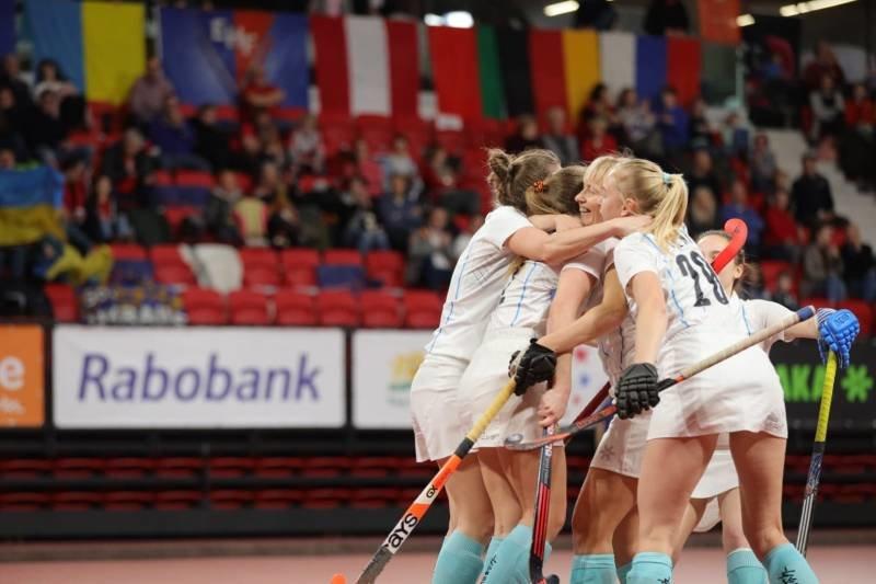 Сумські хокеїстки з бронзою кубка європейських чемпіонів, фото-9