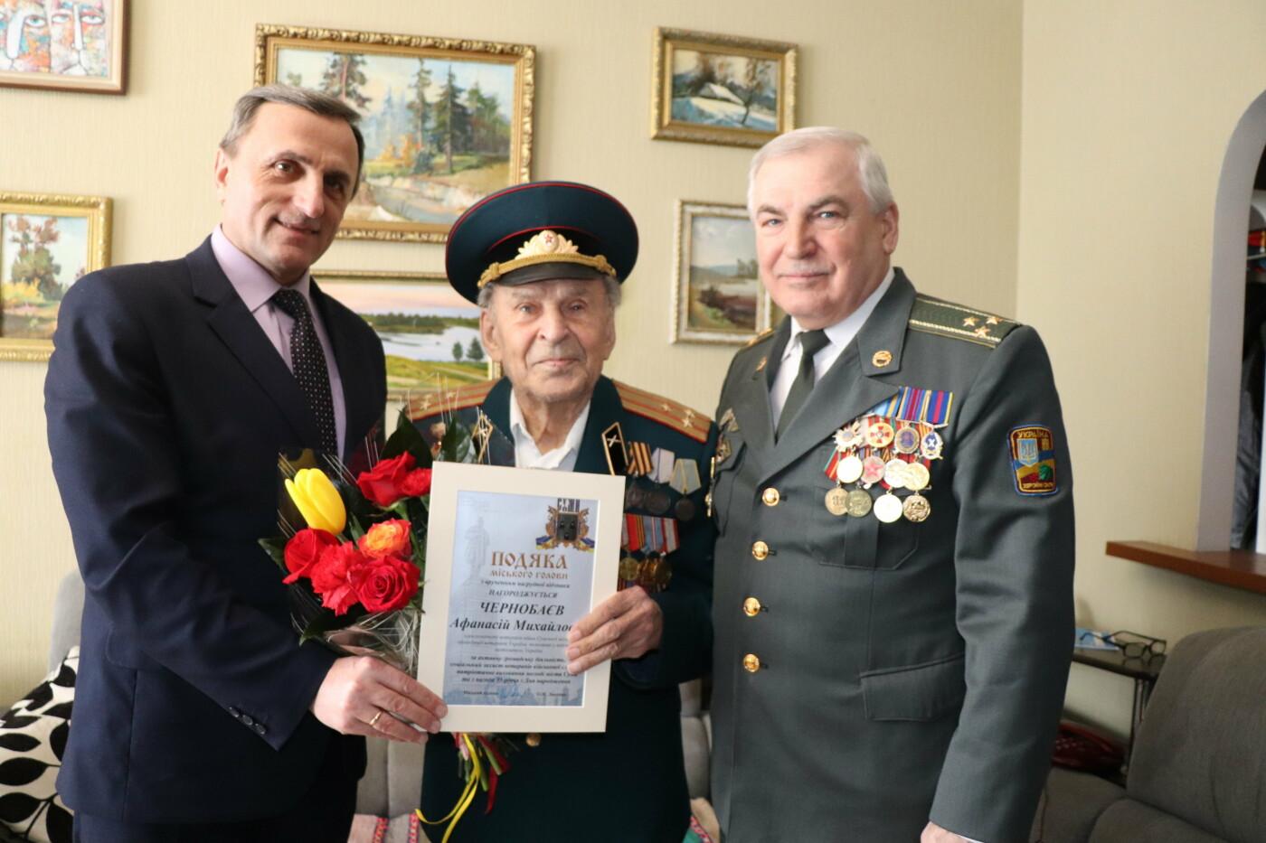 Визволителю Сумщини виповнилося 95 років, фото-2
