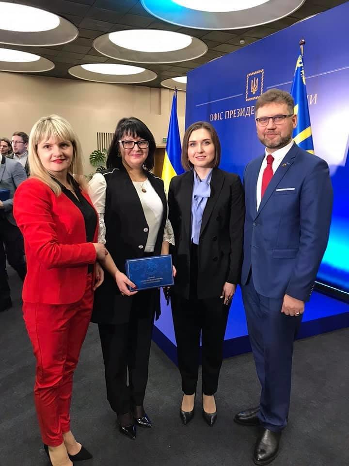 Зеленський нагородив науковців СНАУ, фото-2