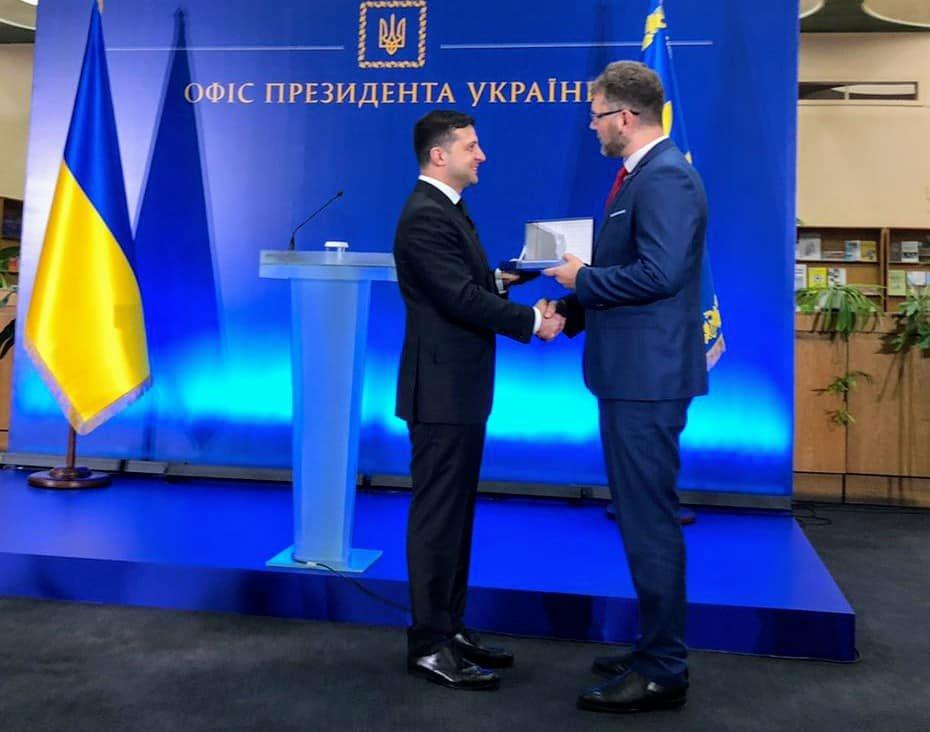 Зеленський нагородив науковців СНАУ, фото-1