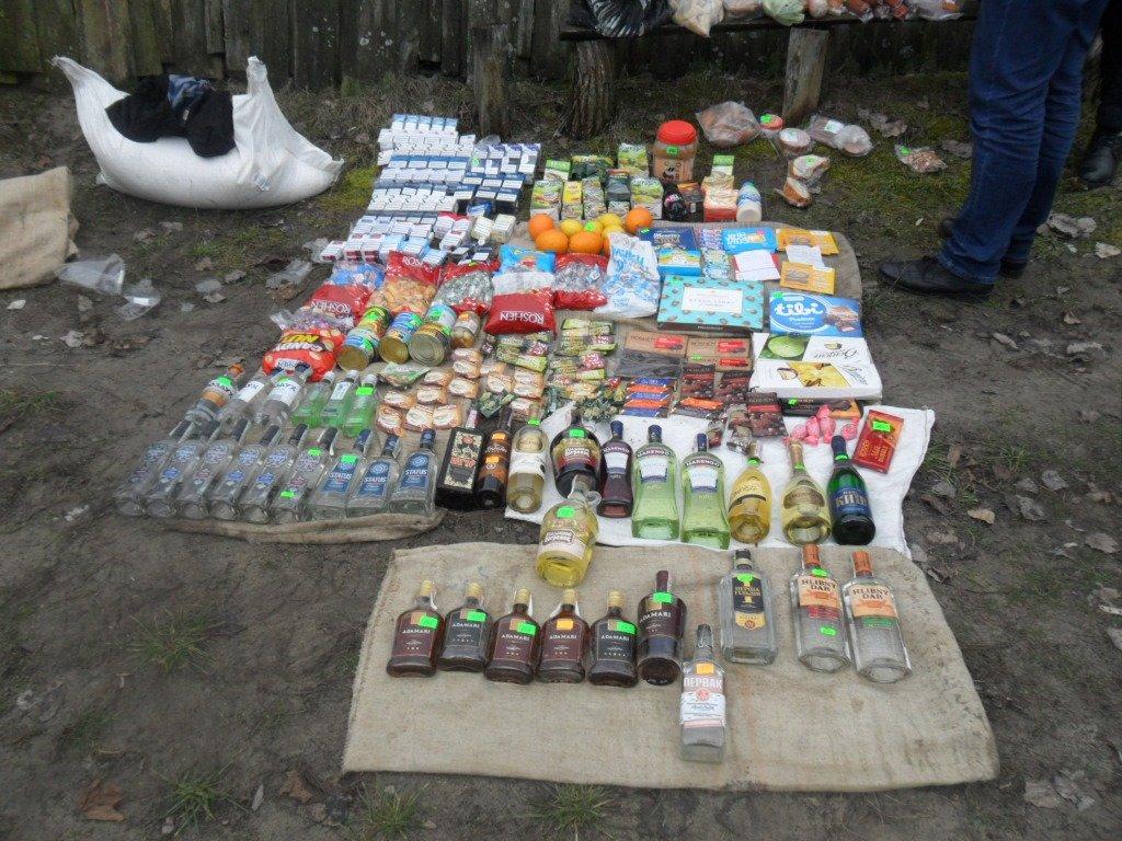 Правоохоронці Сумщини затримали магазинного крадія, фото-1
