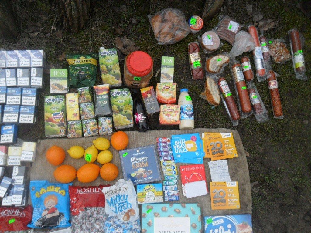 Правоохоронці Сумщини затримали магазинного крадія, фото-2