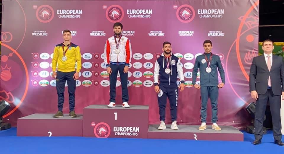 Сумські бійці зі сріблом чемпіонату Європи, фото-1