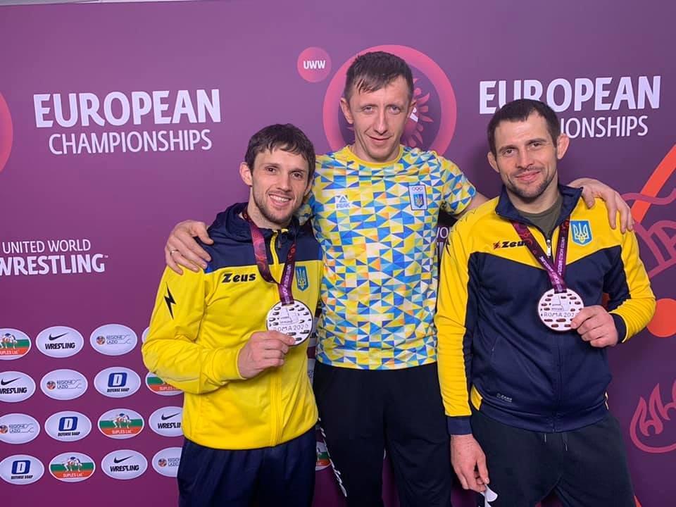Сумські бійці взяли ще дві медалі на чемпіонаті Європи, фото-1