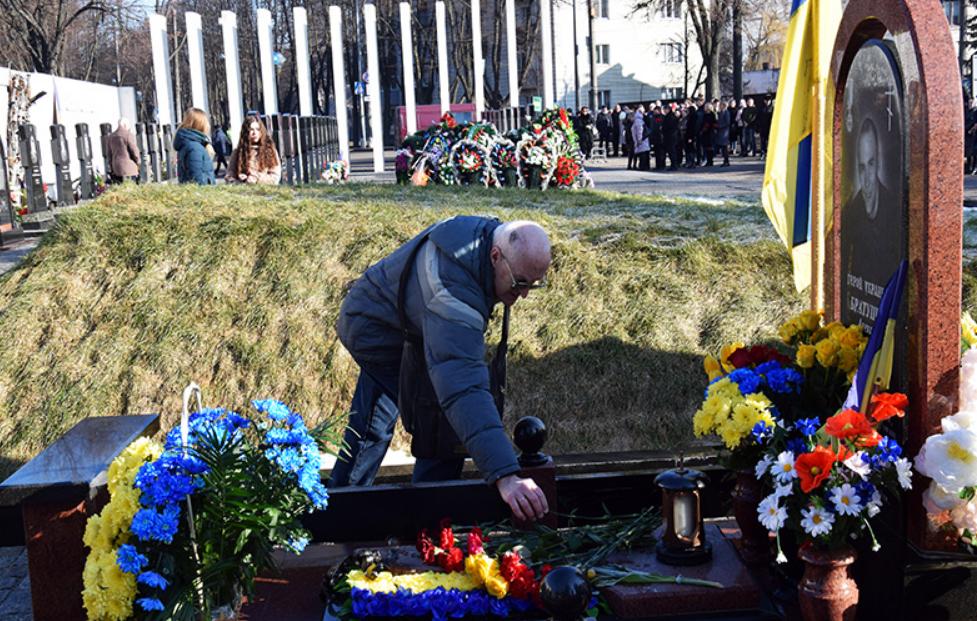 У Сумах вшанували пам'ять загиблих під час Революції Гідності, фото-1