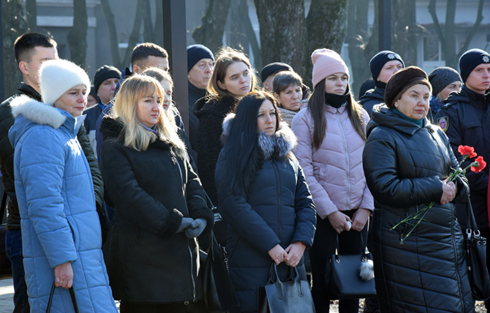 У Сумах вшанували пам'ять загиблих під час Революції Гідності, фото-5