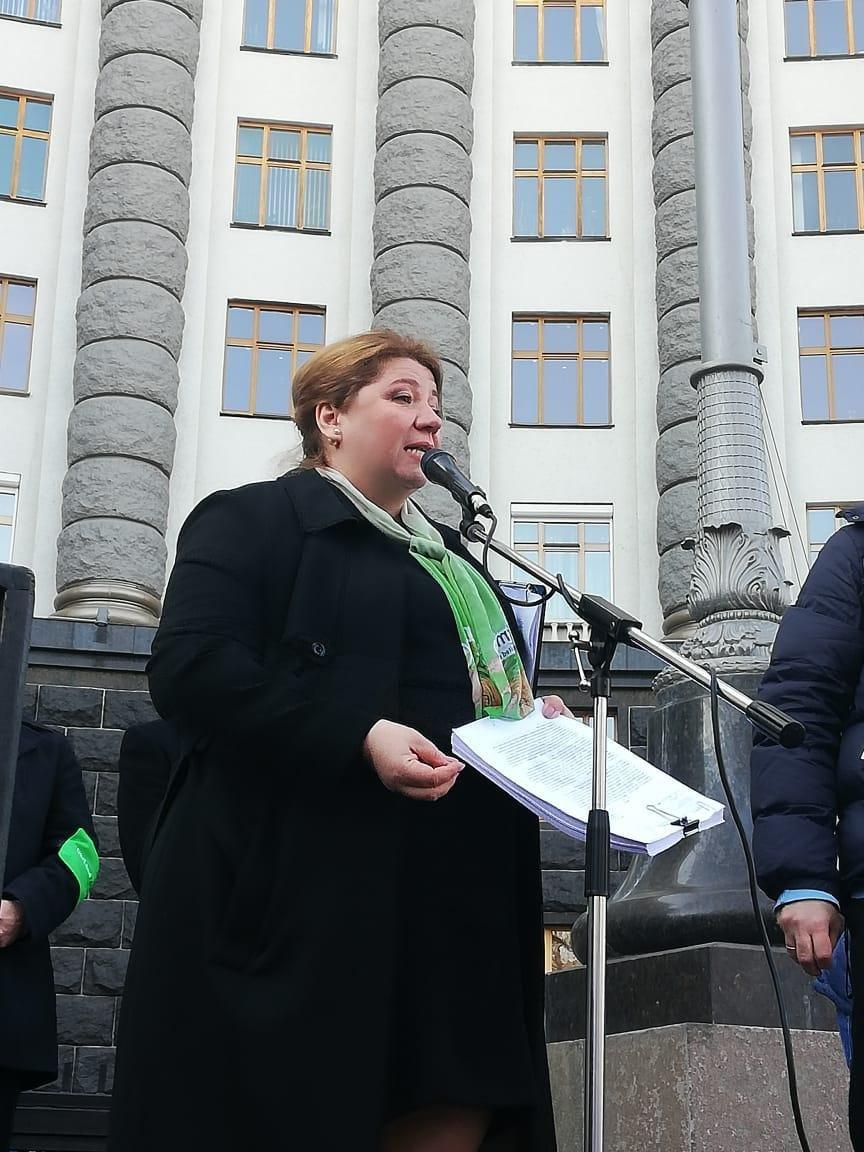 Близько шести тисяч аграріїв вимагають відставки Ситника, звинувачуючи його в тиску на український бізнес, фото-3