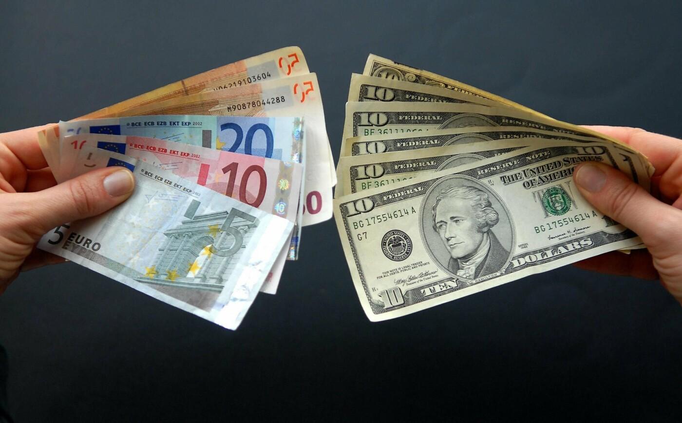 Обмен валюты в обменных пунктах, фото-1
