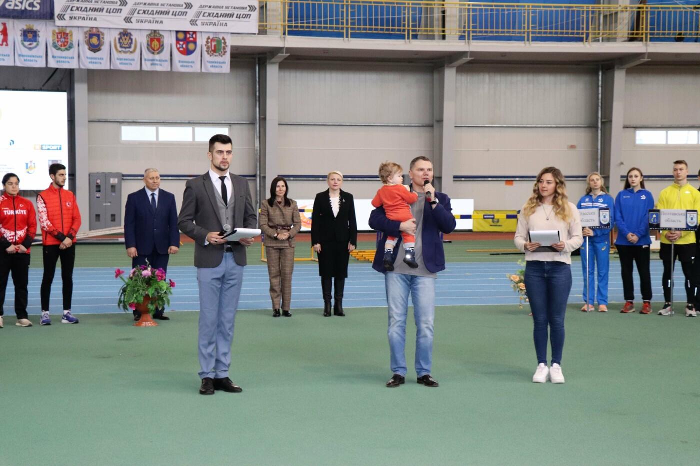 У Сумах змагаються легкоатлети України, Казахстану та Киргизстану, фото-5