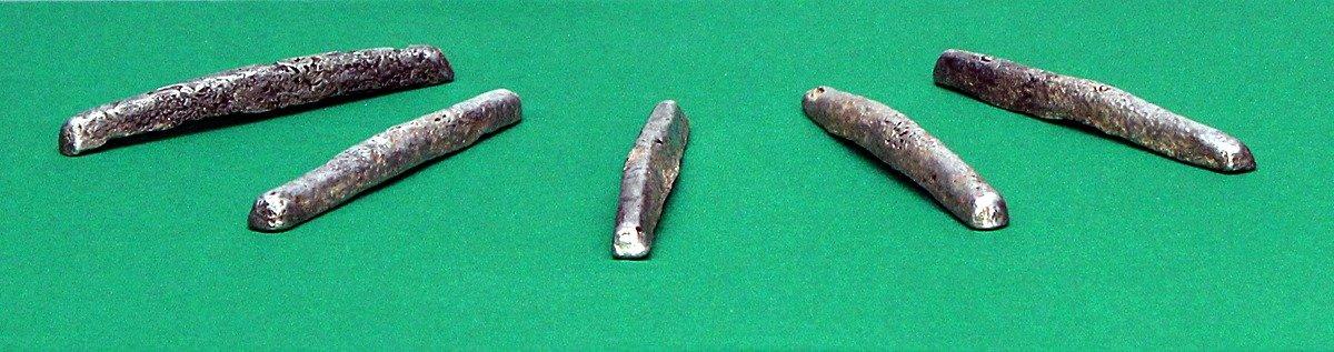 Сумському краєзнавчому музею передали п'ять срібних гривень, фото-1