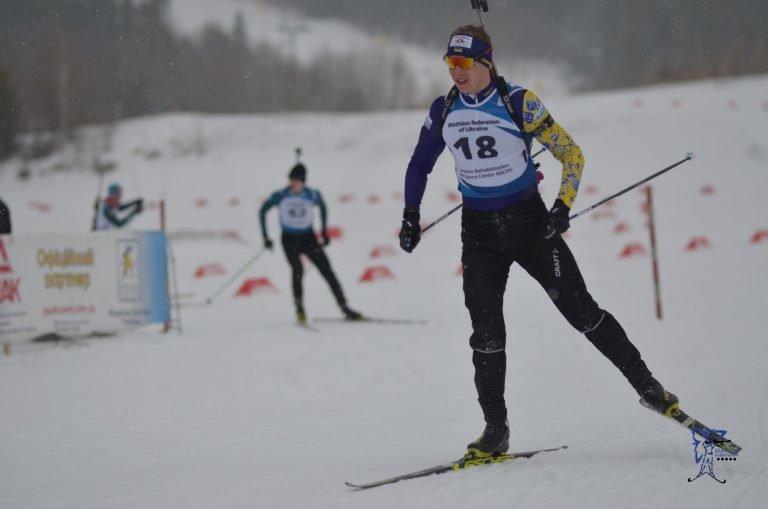 Сумські біатлоністи з медалями чемпіонату України, фото-1