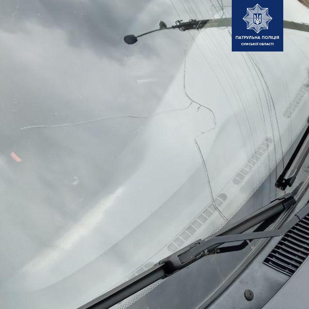 У Сумах водій легковика наїхав на 16-річну дівчину, фото-2