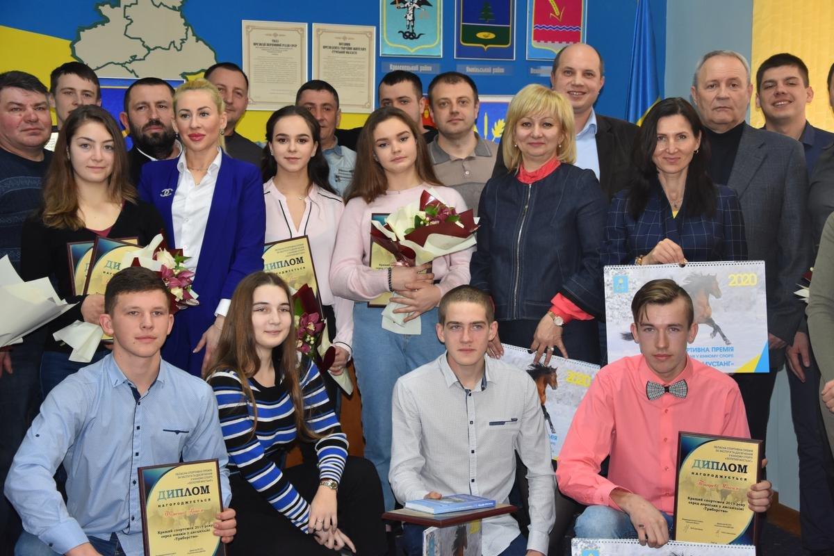 На Сумщині започатковано обласну спортивну премію за заслуги та досягнення у кінному спорті «Золотий мустанг», фото-2