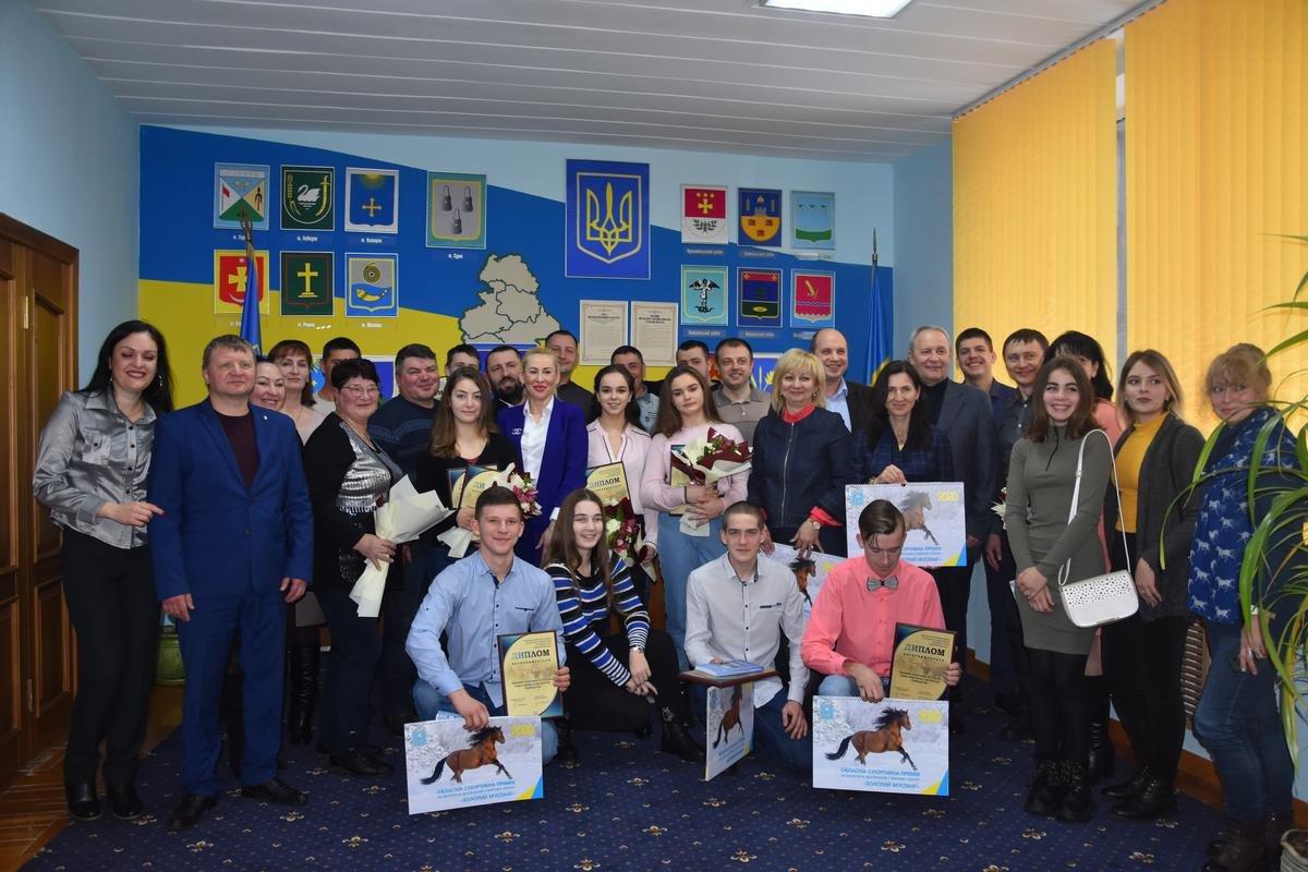На Сумщині започатковано обласну спортивну премію за заслуги та досягнення у кінному спорті «Золотий мустанг», фото-3