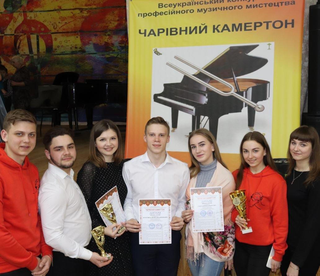 Сумські студенти здобули перемогу на Всеукраїнському музичному фестивалі , фото-2