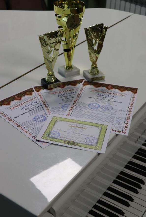 Сумські студенти здобули перемогу на Всеукраїнському музичному фестивалі , фото-6