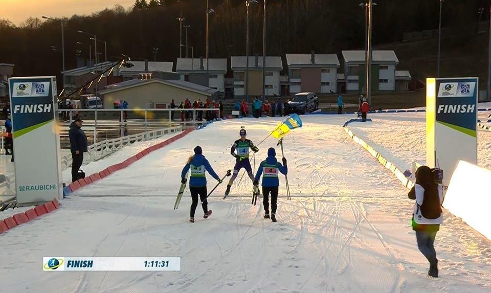 Сумські біатлоністи з медалями чемпіонат Європи, фото-1