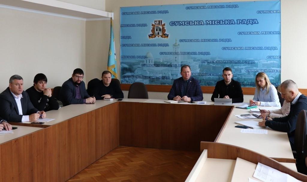 Влада обговорила готовність Сум до другого етапу медреформи, фото-1