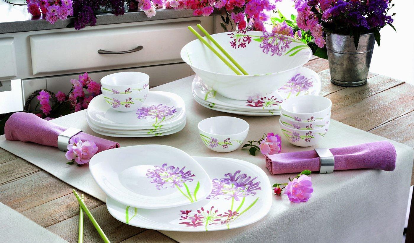 Посуд бренду Luminarc, фото-1