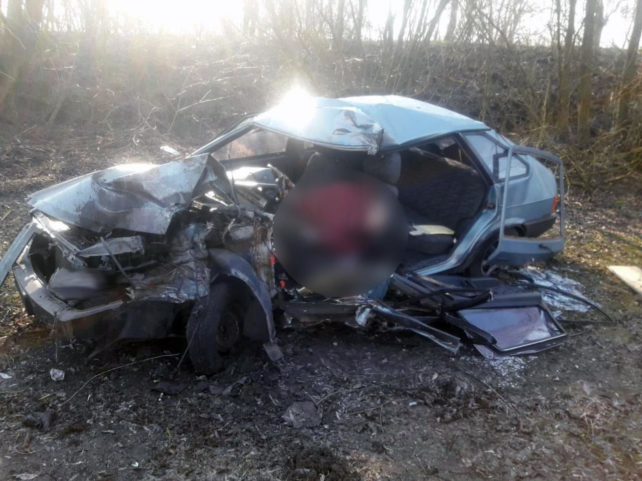 На Сумщині у ДТП загинув 21-річний водій, фото-3