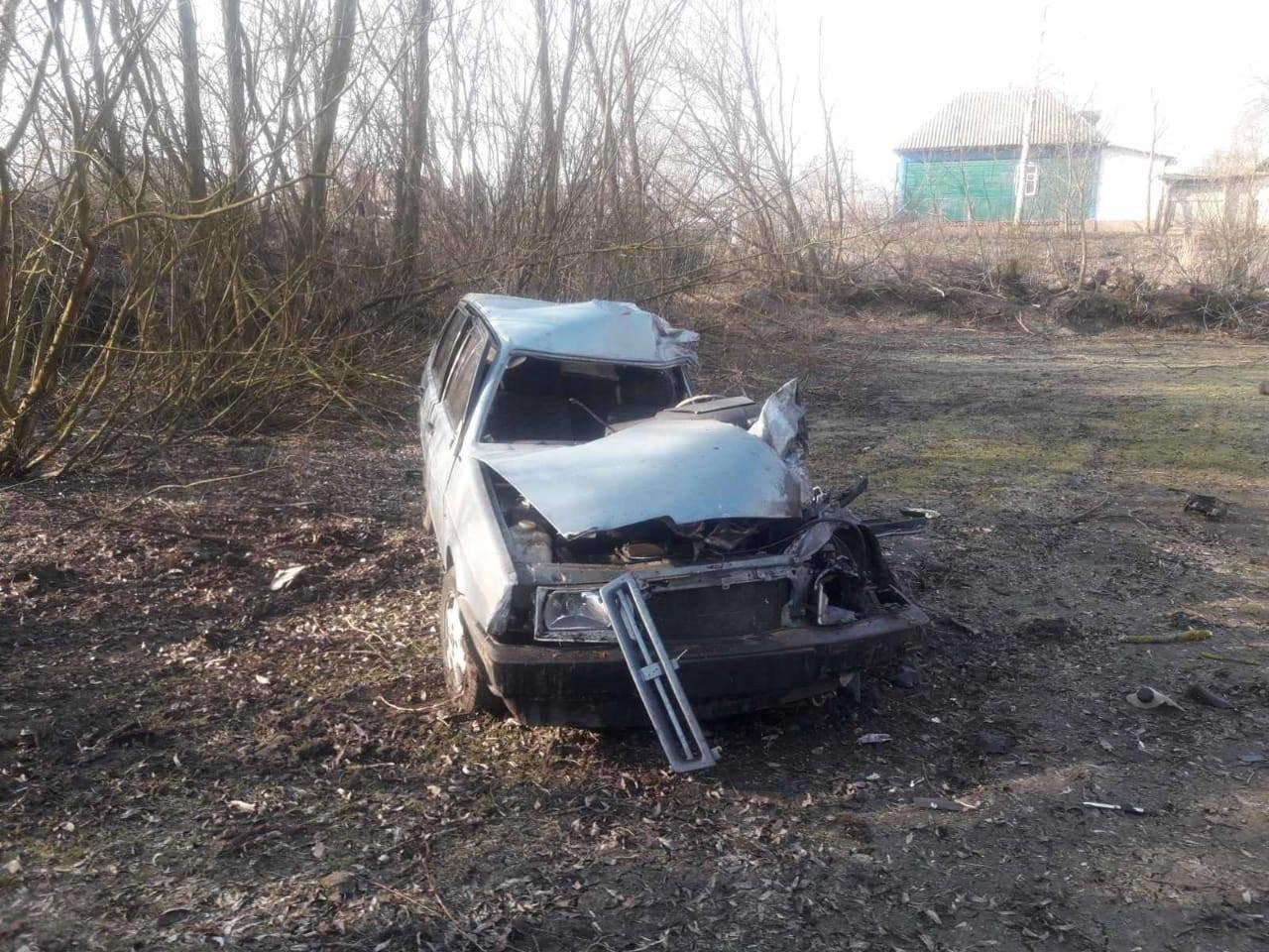 На Сумщині у ДТП загинув 21-річний водій, фото-2