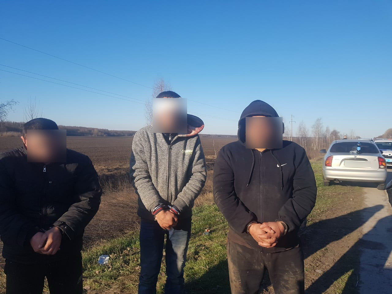 На Сумщині затримано трьох осіб, які скоїли низку розбійних нападів на самотніх пенсіонерів , фото-2