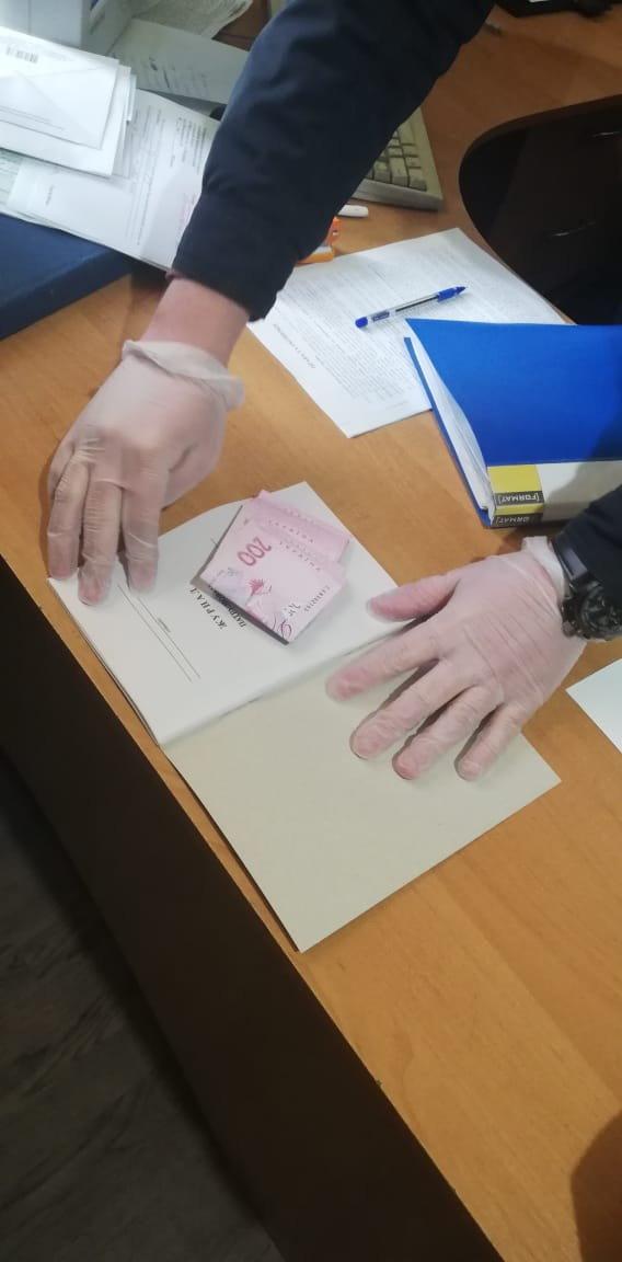 За підкуп поліцейського жителю Сумщини можуть вручити повідомлення про підозру, фото-1