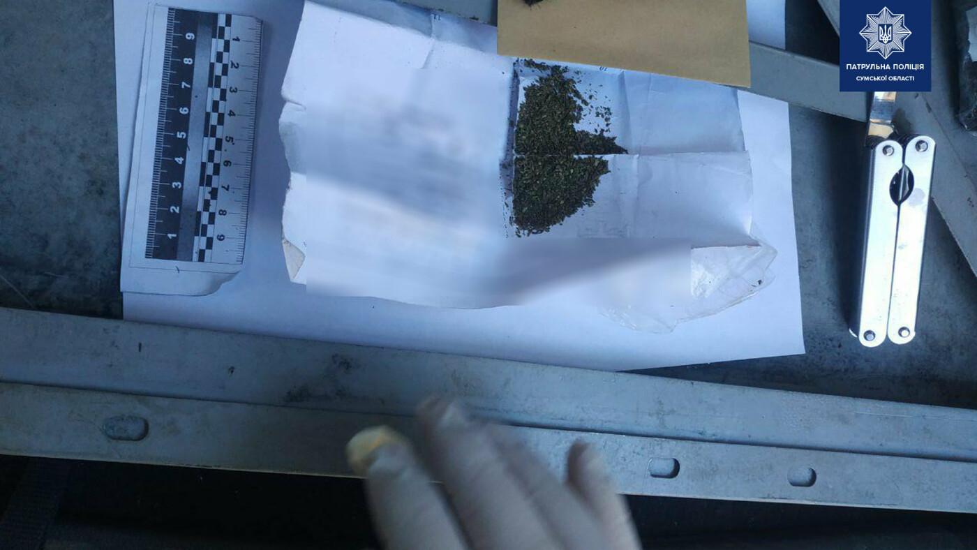 Біля сумської колонії затримали наркопостачальників, фото-2