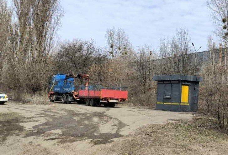 У Сумах облаштовують контрольно-пропускні пункти та обмежують в'їзд у місто, фото-4