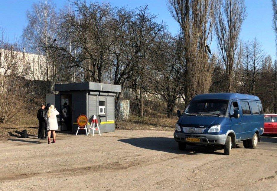 У Сумах облаштовують контрольно-пропускні пункти та обмежують в'їзд у місто, фото-3