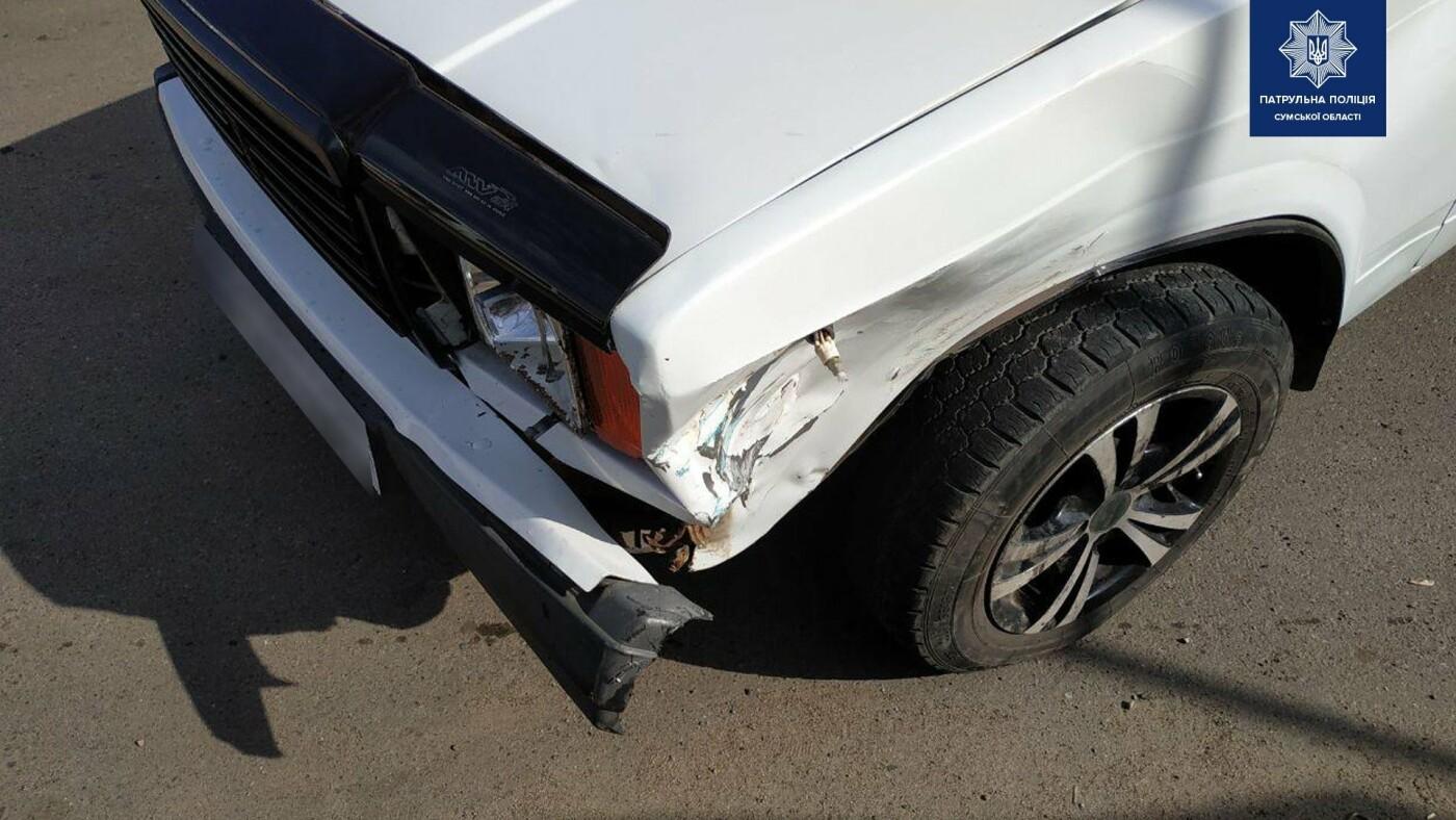 У Сумах у ДТП травмована пасажирка, фото-2